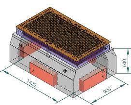 Trekkekum Sarkofag