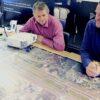 NOBI og Vassbakk og Stol har samarbeidet tett om utbyggingen av Flesland.