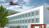 Søyler, bjelker, trapper og hulldekker til Norges mest energieffektive kontorbygg